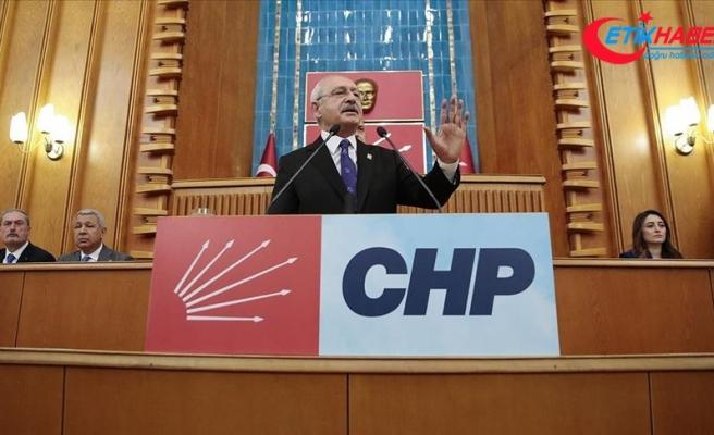 CHP Genel Başkanı Kılıçdaroğlu: CHP olduğu sürece vatandaşlarımızın endişeye kapılmasına gerek yoktur