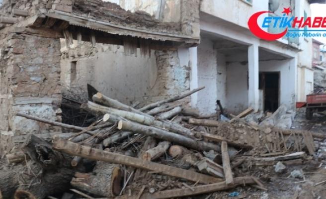 Deprem bölgesindeki ihtiyaçlar AFAD koordinasyonunda karşılanıyor