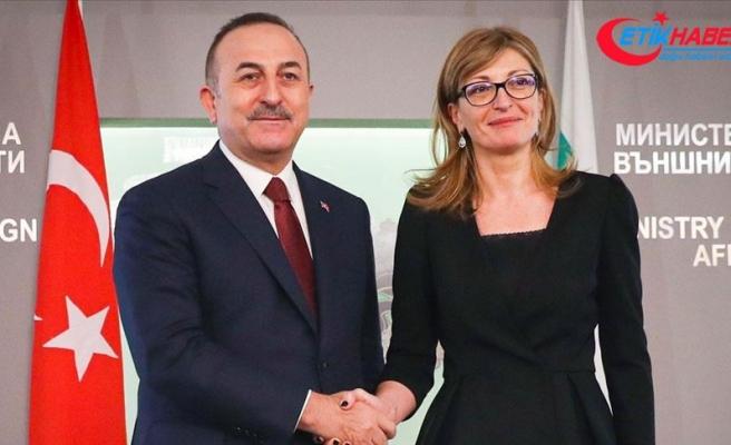 Dışişleri Bakanı Çavuşoğlu: Bulgaristan'ın AB'de Türkiye'ye yönelik tutumundan memnunuz