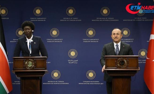 Dışişleri Bakanı Çavuşoğlu: Libya'ya paralı askerlerin gelmesine karşıyız