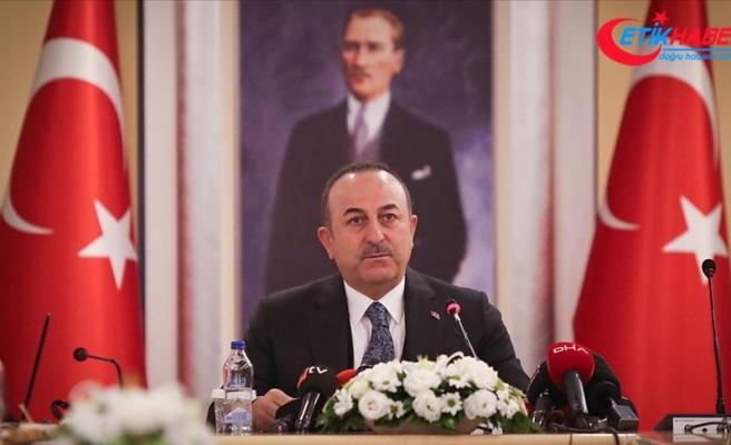 Dışişleri Bakanı Çavuşoğlu: Süleymani'nin öldürülmesi bölgemizin barışı için ciddi bir risk olmuştur