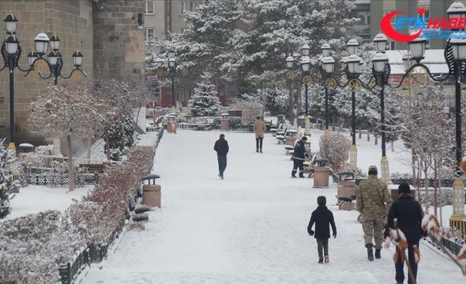 Meteoroloji beklenen tarihi nihayet verdi! İstanbul'a senenin ilk karı 18-22 Ocak tarihleri arasında yağacak