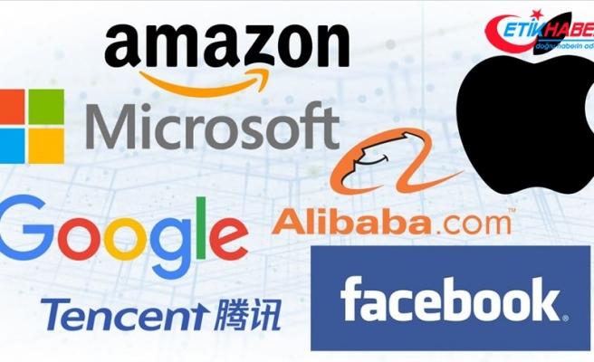 Dünyanın en değerli 10 şirketinden 7'si teknoloji şirketi