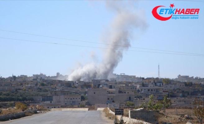 Esed rejimi Rusya'nın iddia ettiği ateşkese rağmen İdlib'e saldırıyor