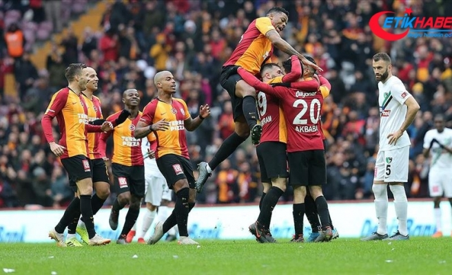 Galatasaray'ın kupada konuğu Aytemiz Alanyaspor