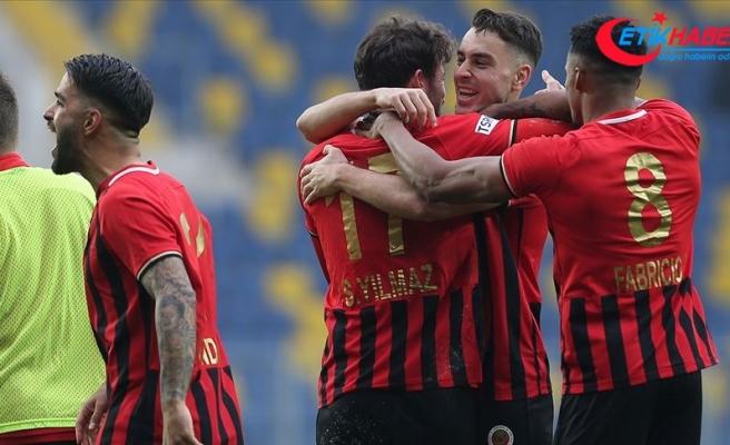Gençlerbirliği Süper Lig'de çıkış peşinde
