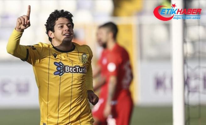 Guilherme Yeni Malatyaspor'da kaldı