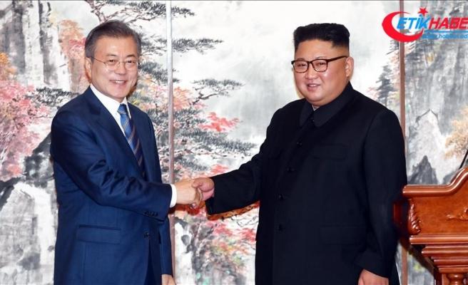 Güney Kore liderinden Kuzey Kore liderine davet