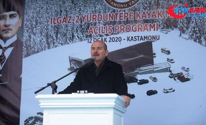 İçişleri Bakanı Soylu: Gelecek nesillerimize terörsüz bir Türkiye bırakacağız