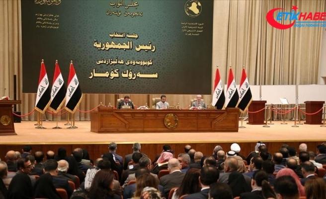 Irak Meclisi, ABD güçlerinin varlığını görüşmek üzere olağanüstü toplanıyor