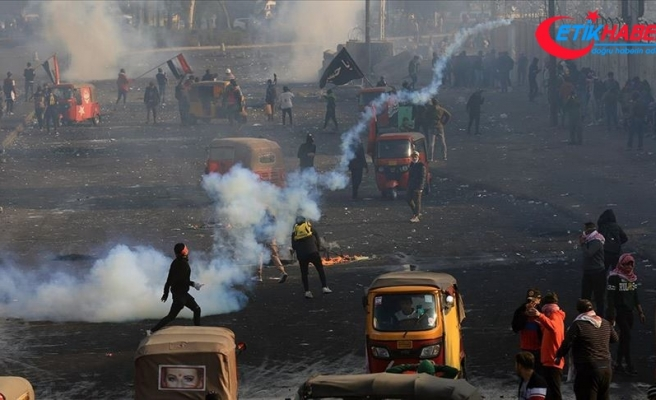 Irak'ta hükümet karşıtı gösterilerde 2 kişi hayatını kaybetti