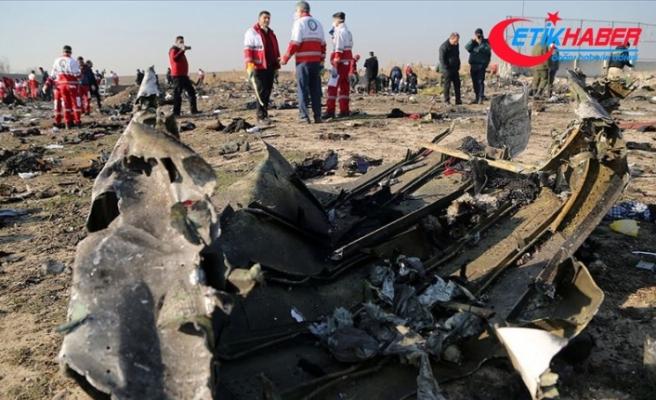 İran'da düşen Ukrayna uçağına terör ve füze saldırısı ihtimali araştırılıyor