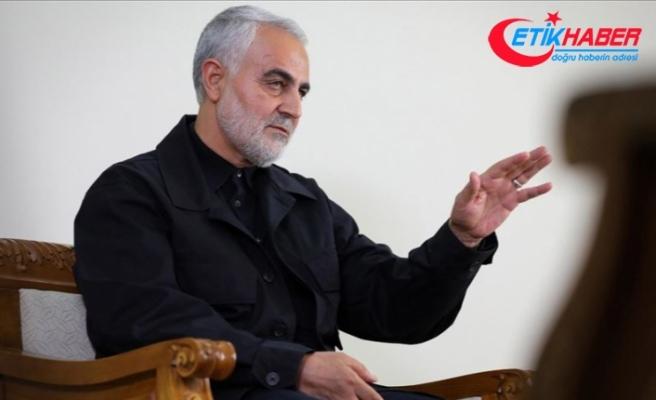 İran'ın Bağdat Büyükelçisi Mescidi, Süleymani'nin öldürülmesine ilişkin detayları anlattı