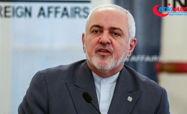 İran Dışişleri Bakanı Zarif: Saldırıdan önce Irak hükümetini bilgilendirdik