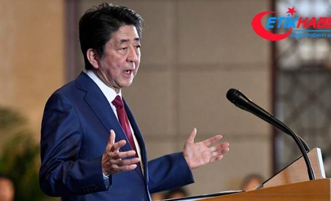 Japonya Başbakanı Abe'den corona virüsü talimatı