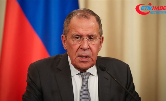 Lavrov: Libya'daki taraflar arasında kararlı, ciddi bir diyalog henüz sağlanamıyor
