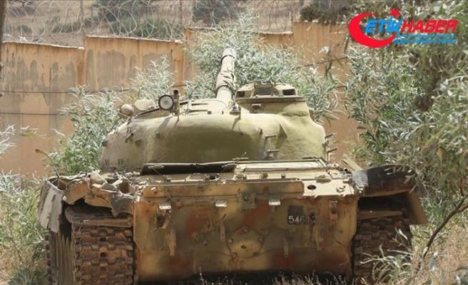 Libya'da UMH, Trablus'taki bazı bölgelerde kontrolü yeniden sağladı