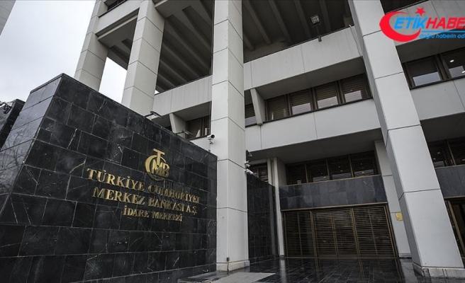 Merkez Bankası rezervleri 106 milyar 214 milyon dolar oldu