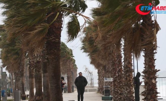 Meteorolojiden 8 il için fırtına uyarısı