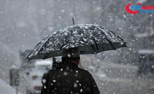 Meteorolojiden Konya, Karaman ve Niğde için kuvvetli kar uyarısı