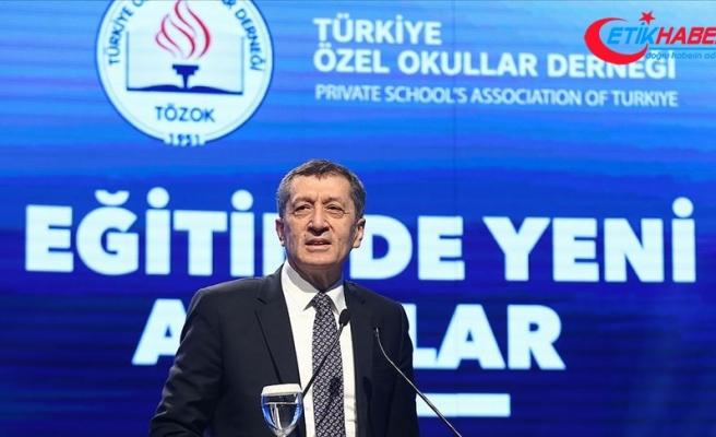 Milli Eğitim Bakanı Selçuk: 'Yapay Zeka Stratejisi' hazırlıkları devam ediyor