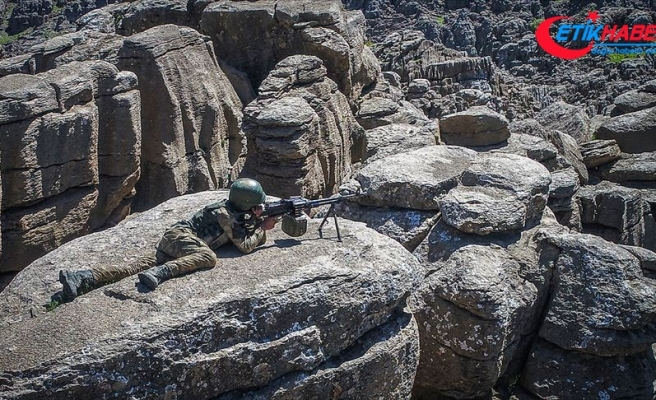 MSB: Irak'ın kuzeyinde bir asker ile güvenlik korucusu şehit oldu