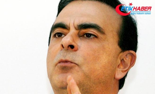 Nissan'ın eski başkanı Ghosn'un firarı ile ilgili yeni detay