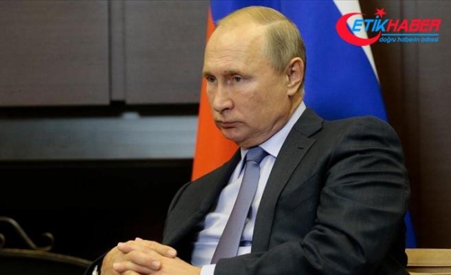 Rusya Devlet Başkanı Putin, Suriye'de Esed'le görüştü