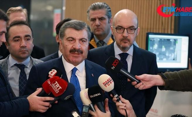 Sağlık Bakanı Koca: Koronavirüs tanısı alan kimse olmadı