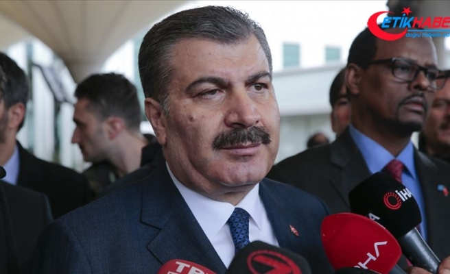 """Sağlık Bakanı Fahrettin Koca: """"Tedavileri devam eden 86 yaralımız var"""""""