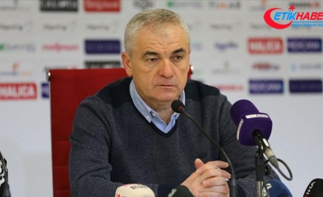 Sivasspor Teknik Direktörü Rıza Çalımbay'dan fikstür tepkisi