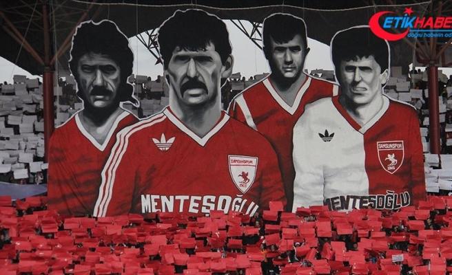 Süper Lig ekipleri Samsunspor'un 31 yıllık acısını paylaştı