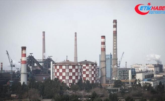 Tarım diyarı Hatay çelik ihracatında sanayi kentlerini solladı