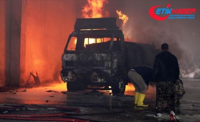 Tel Abyad'da bombalı terör saldırısı: 2 ölü