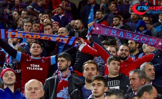 Trabzonspor-Fenerbahçe biletleri 3,5 dakikada tükendi