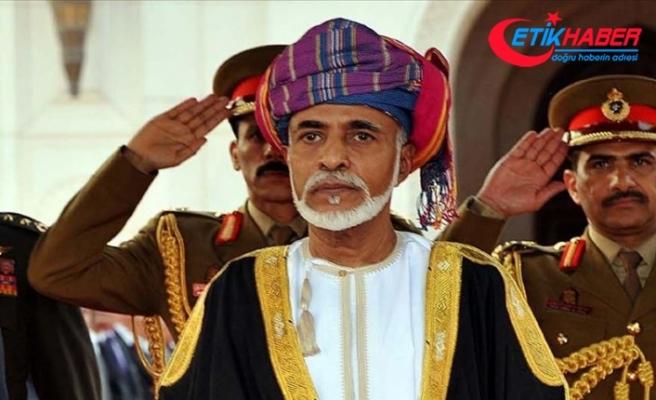 Umman Sultanı Kabus bin Said, 79 yaşında hayatını kaybetti