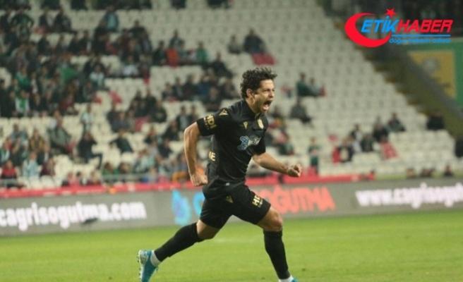 Yeni Malatyaspor'dan Trabzonspor'a Guilherme tepkisi