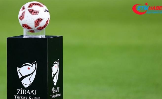 Ziraat Türkiye Kupası'nda son 16 turu rövanşları yarın başlıyor