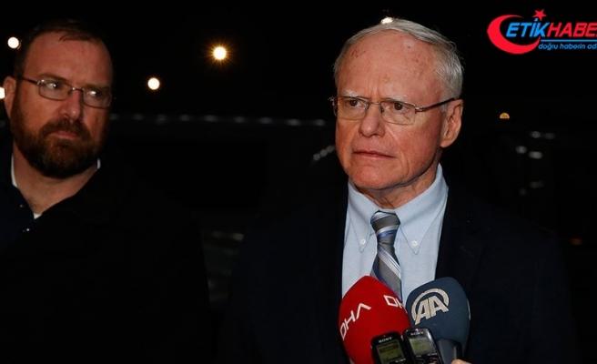 ABD heyetinden 'NATO müttefiki Türkiye'nin yanındayız' mesajı