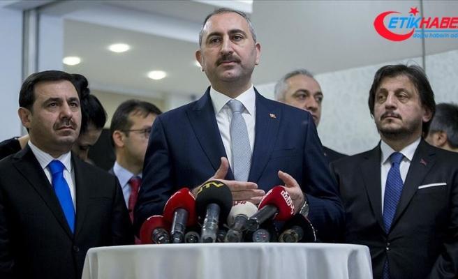 Adalet Bakanı Gül: Cumhurbaşkanımız FETÖ ile mücadele etmiş bir liderdir