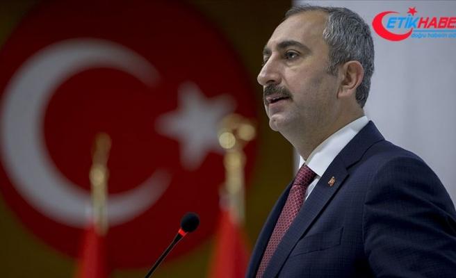 Adalet Bakanı Gül: İnfaz düzenlemesi yakın zamanda Meclise gelecek