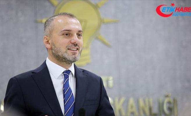 AK Parti'li Kandemir: Hafta sonu kongrelerimize başlıyoruz