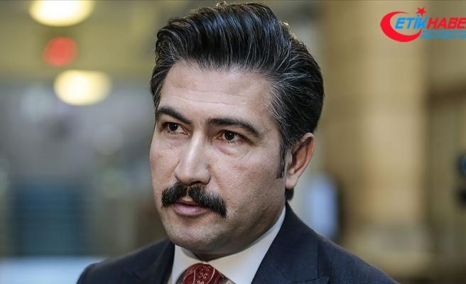 AK Parti'li Özkan: HDP'nin, ağzındaki baklayı çıkarmasına tanık olduk