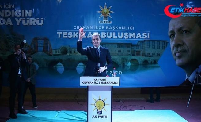 AK Parti Sözcüsü Çelik: Cumhurbaşkanımız 15 Temmuz gecesi tankın, topun, tüfeğin üstüne yürümüştür