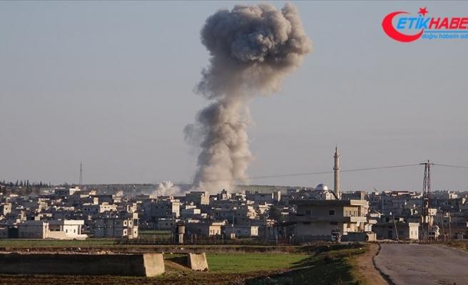 Almanya Dışişleri Bakanlığı Esed rejiminin İdlib'deki saldırılarını kınadı