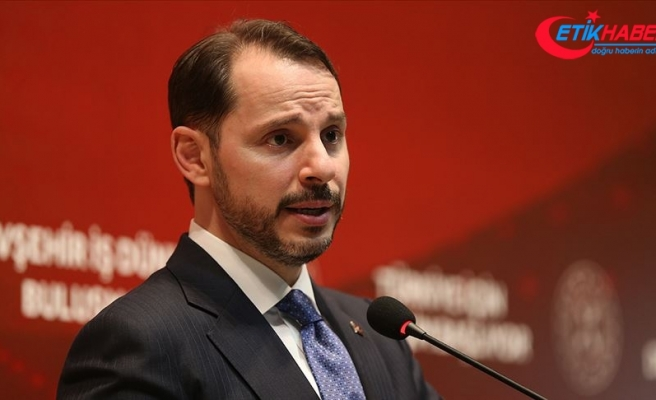 Bakan Albayrak: Ekonomik İstikrar Kalkanı kapsamında atılan adımların tutarı 200 milyar liraya ulaştı