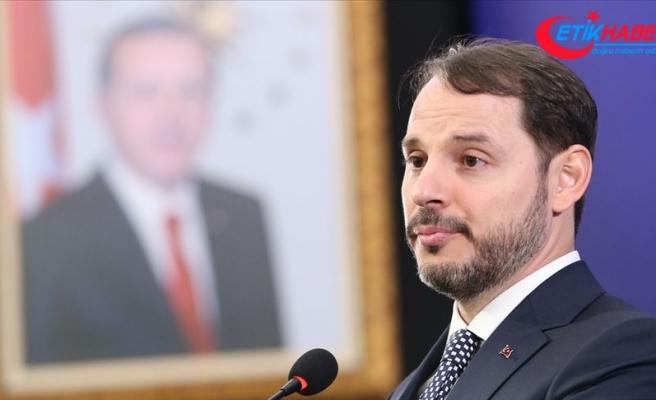 Bakan Albayrak: Ekonomimiz 2019 yılı ilk çeyreği itibarıyla büyüme eğilimine geri dönmüştür