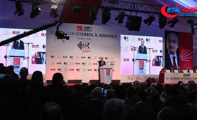 CHP Genel Başkanı Kılıçdaroğlu: Kararlı adımlarla yolumuza devam edeceğiz