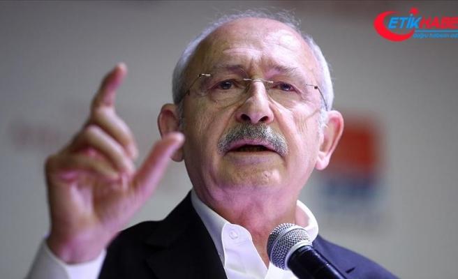 """Kılıçdaroğlu'ndan BM'ye """"Pandemiye Karşı Mücadele ve Dayanışma Günü"""" çağrısı:"""