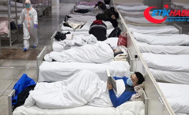 Çin'de korona virüsü nedeniyle ölü sayısı 636'ya çıktı